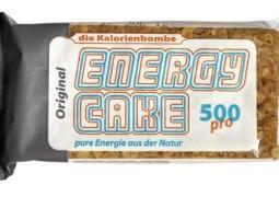 Energy Cake – der Power Energieriegel aus Haferflocken