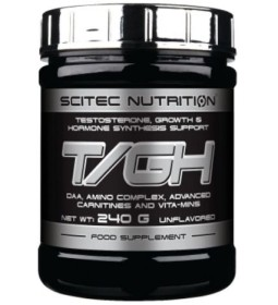 Testosteron und Wachstumshormon Booster von Scitec