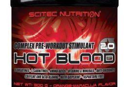 Scitec Hot Blood – Erfahrungsberichte