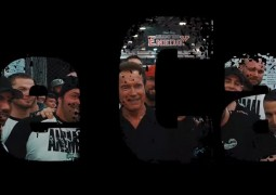 The Cage – Arnold Fit Expo – Powerlifting Wettbewerb