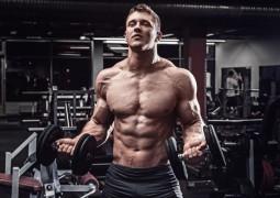 Testosteron Booster Training für Muskelaufbau